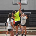 Lady Porcupines take the court, summer camp series continues