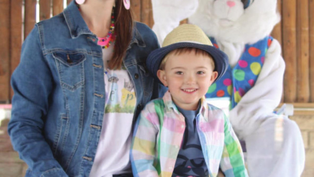 Easter event brings fun to the Square