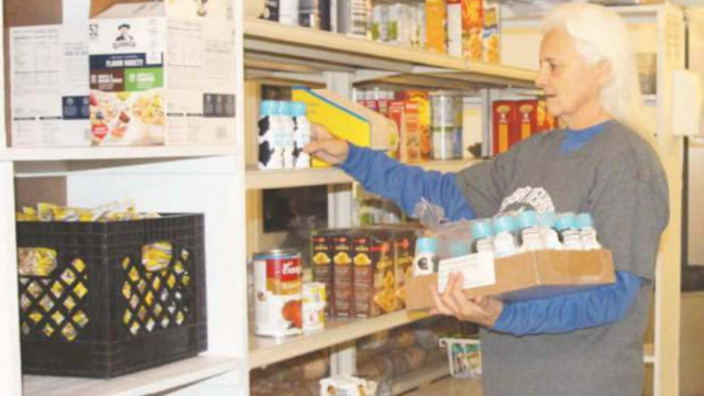 Food, building repairs needed at local charity