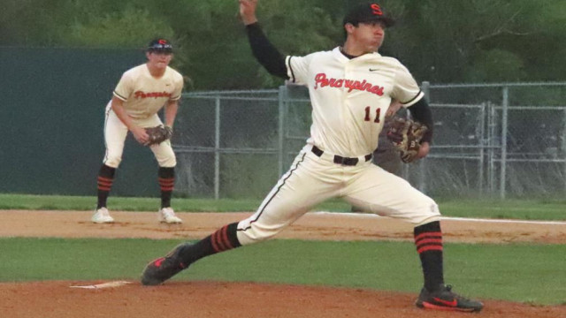 Springtown baseball hitting its stride in district play