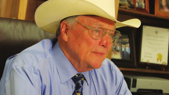 Parker County mourns loss of Sheriff larry Fowler