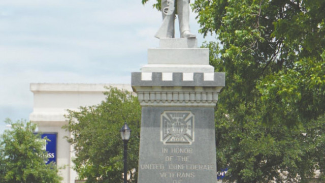 Parker County to remove D.O.C. Confederate Soldier Monument
