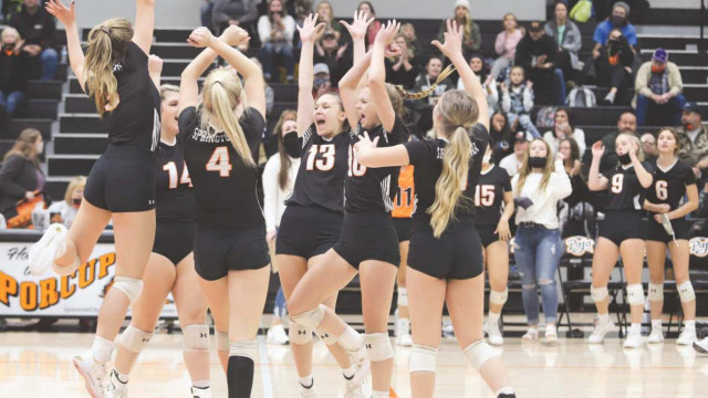 SHS volleyball heads to playoffs with second seed from 7-4A