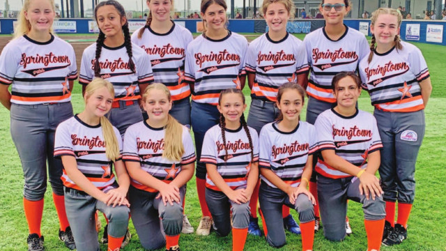 Springtown Pistols in World Series for first time, personal best