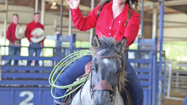 Springtown, Azle ride hard at first official rodeo